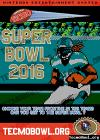 Tecmo Super Bowl 2016 (tecmobowl.org hack)